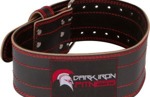 Dark Iron Fitness Pro Weightlifting Belt