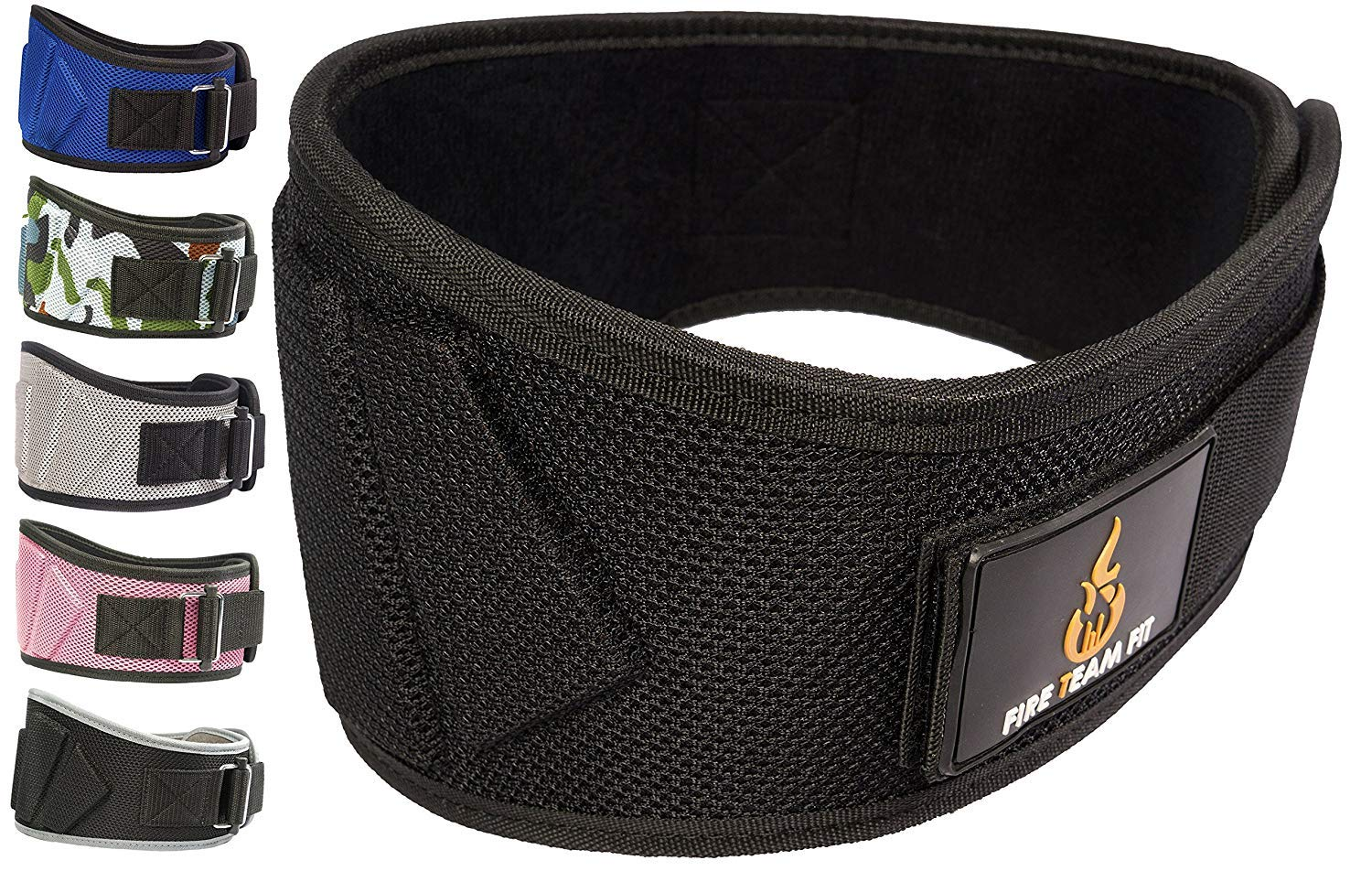 Fire Team Fit Power-lifting Belt.
