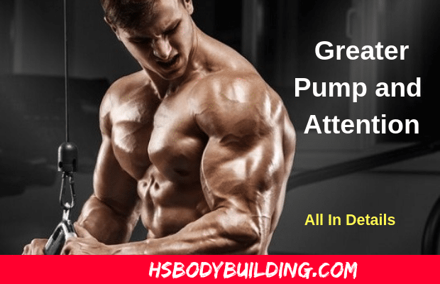 Greater Pump and Attention