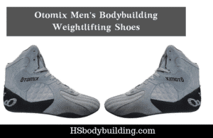 Otomix Men's Bodybuilding Weightlifting Shoes