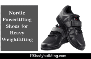 Nordic Powerlifting Shoes for Heavy Weightlifting